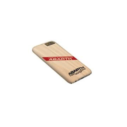 Cover iPhone 6 in Legno Originale Abarth