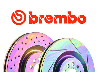 Dischi Brembo Sport