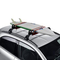 Portawindsurf o tavola da surf originale fiat 500x - Tavola da surf a motore ...