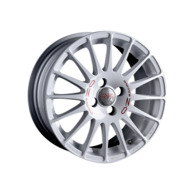 Cerchio OZ Super Turismo WRC Race White da 16 Pollici