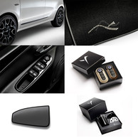 Kit Promo Exlcusive Accessori Originali Lancia Ypsilon