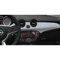 "Kit Estetico Interno ""Edged Lines"" Originale Opel Adam"