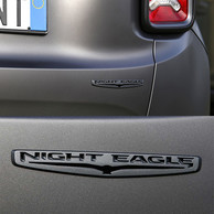 Sigla Night Eagle Posteriore Originale Jeep Renegade