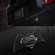 Sigla Logo Batman Dawn of Justice Originale Jeep Renegade