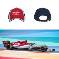 Cappellino F1 Racing Team Originale Alfa Romeo