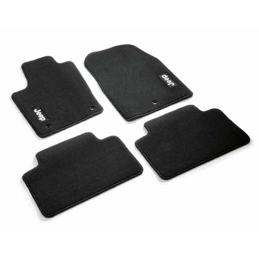 Tappetini in moquette premium originali jeep grand cherokee for Moquette jeep wrangler yj