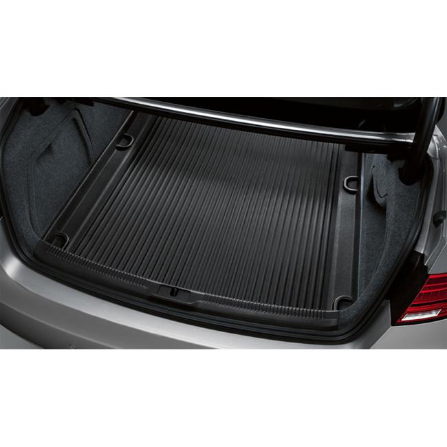 Premium ANTRACITE Tappetino bagagliaio Audi a5 01.2008-2016
