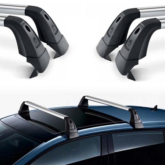Barre portatutto Originali Volkswagen Golf VII 5 Porte