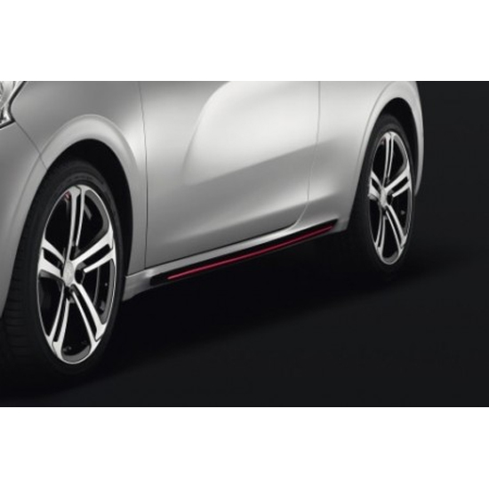 Minigonna Sottoscocca Linea S Originali Peugeot 208