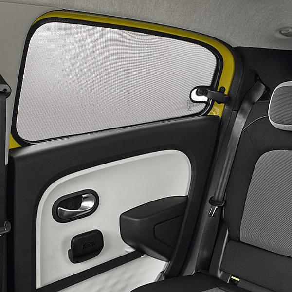 aletta parasole per vetro posteriore originale renault twingo. Black Bedroom Furniture Sets. Home Design Ideas