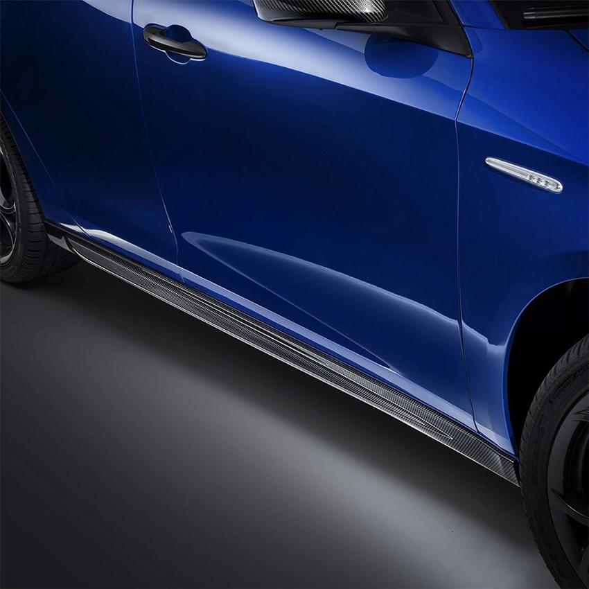 Minigonne Carbon Look Sport Originali Alfa Romeo Giulietta