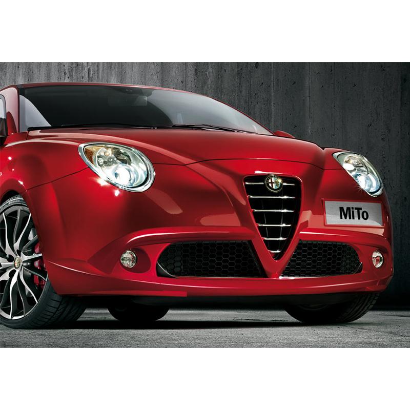 Spoiler Anteriore Sportivo Originale Alfa Romeo MiTo