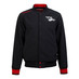 Giacca Bomber Kappa for Abarth Nera con Logo