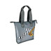 Borsa Shopper Bag Grigia Originale Fiat 500X